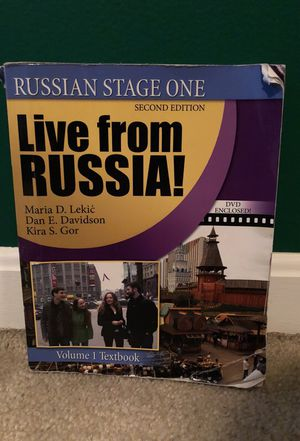 Live from RUSSIA