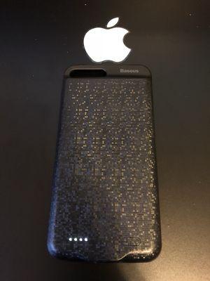 Apple iPhone 7plus/8Plus Smart battery case by baseus