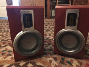 Phillips ribbon Tweeter speakers