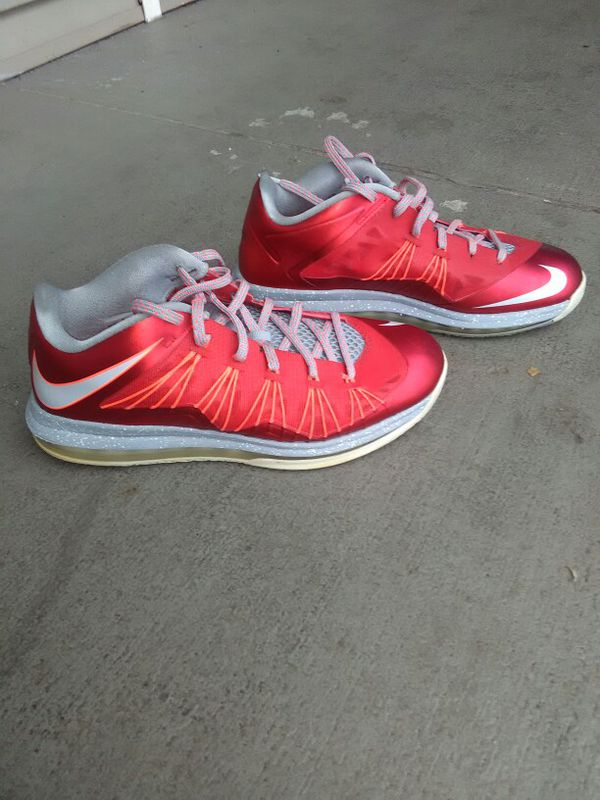 822ab862b329 LeBron James Nike Air Max 10 lows (Clothing   Shoes) in Jacksonville