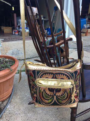 Gold Thailand handbag