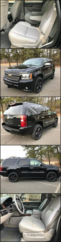 ```Truck `For Sale` 2OO7 Chevrolet Tahoe LTZ` Black `Edition```