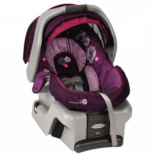 Graco 30 Minnie mouse car seat & snap & go (Baby & Kids) in Phoenix ...