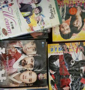 Korean DVD'S
