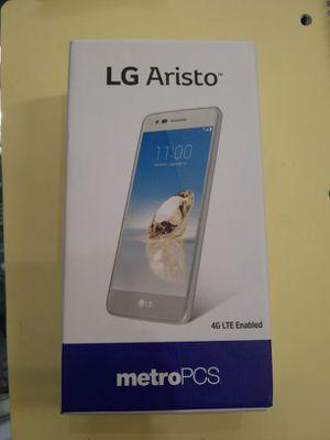 Brand new lg aristo