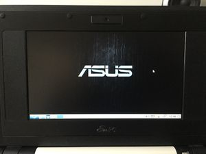 Asus Eee PC 701SD Netbook Puppy OS