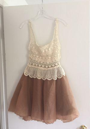 Summer jumper skirt
