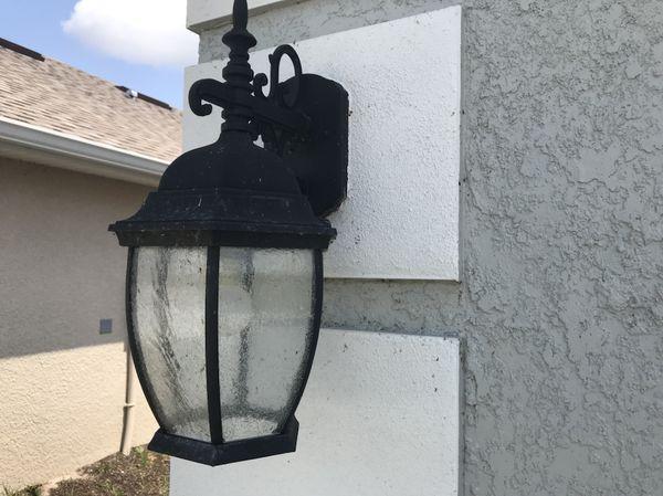 Exterior Garage Lights (Home & Garden) in Punta Gorda, FL - OfferUp