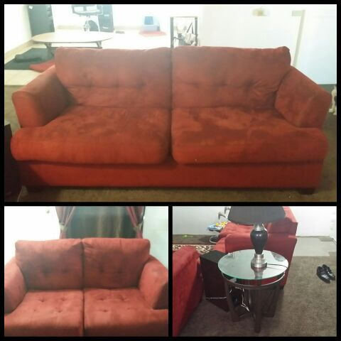 Offerup Las Vegas >> Sofa set with end tables!!! (Furniture) in Las Vegas, NV ...
