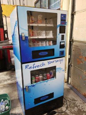 Seaga combo vending machine fully working