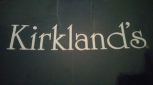 Kirklands 7 piece shooter glass set