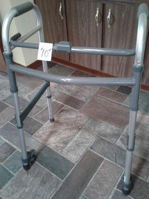 New walker