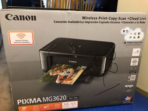 New wireless all in one printer