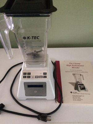 K- Tec blender