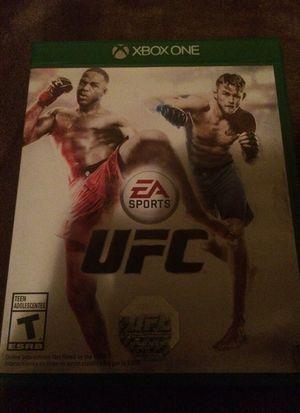 UFC 1 (Xbox One)