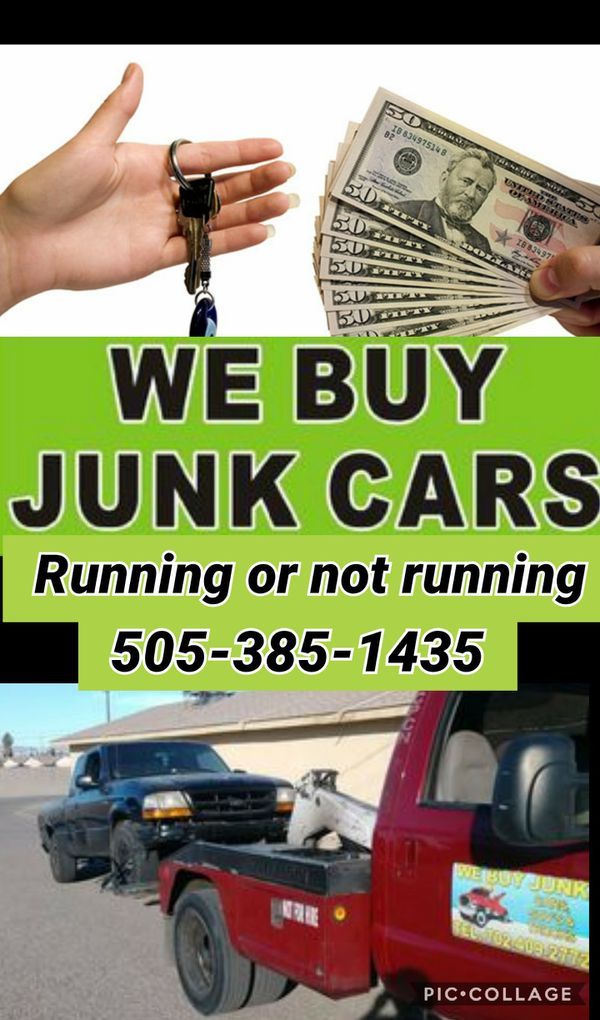 We buy junk cars title or not title (Cars & Trucks) in Albuquerque ...