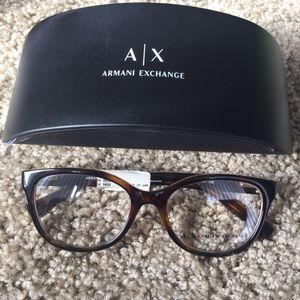 Armani exchange frames