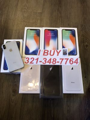 I will buy all your iCloud locked devices. iPhone 7, 7 plus 8, 8 plus and all iPads