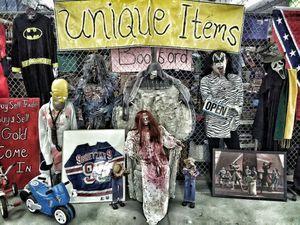 Halloween stop shop