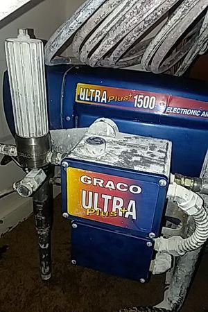 Graco ultra plus 1500