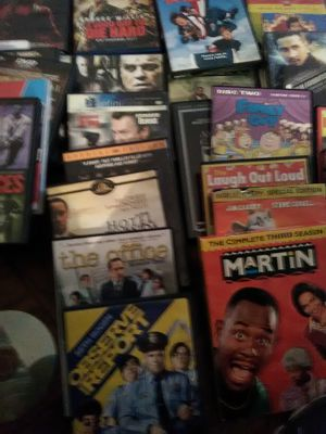 Movie collection 1 for 3 all 2.00 each