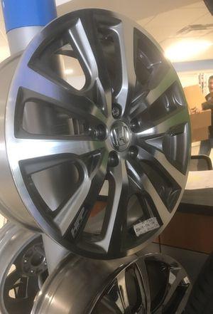 Honda rims brand new