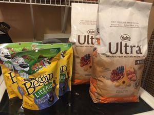 Nutro puppy food bundle