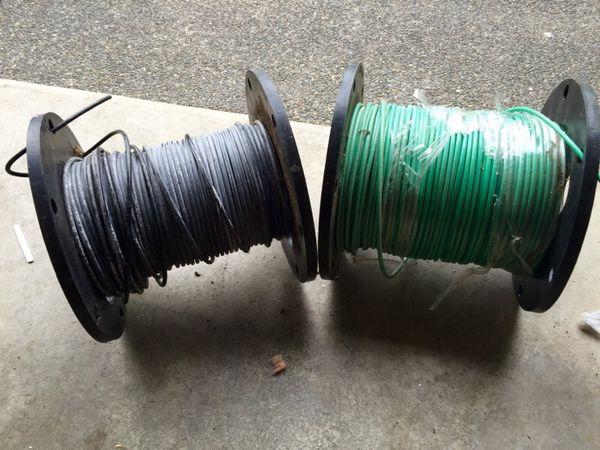 Electrical Wire Cerro Vinylon-A 8 AWG THHN or THWN-2 or MTW or AWM ...