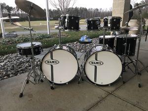 Mapex voyager 8pc drum set