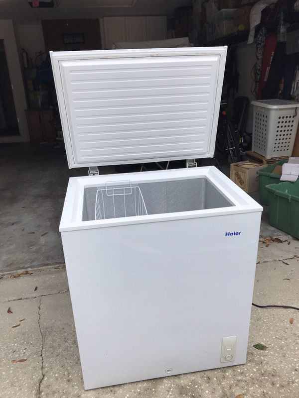 Chest freezer 5 cubic feet Appliances in Casselberry FL