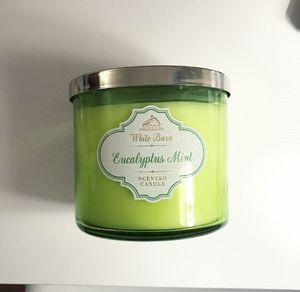 Candle Bath and Body Works Eucalyptus Mint Three Wick