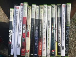 360,games broken 360 and working controller taking best offers