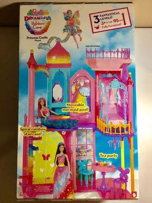 Barbie Dreamtopia Rainbow Cove Princess Castle Playset (New - unopened)