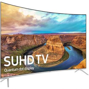 "Samsung 55"" Class KS8500 8-Series Curved 4K SUHD LED TV"