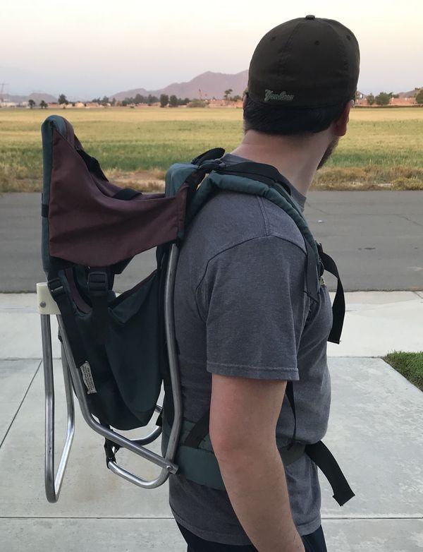 944a2effebb Tough Traveler Baby Child Carrier Hiking Backpack (Baby   Kids) in Menifee