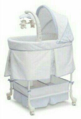 simmons kids beautyrest studio gliding bassinet baby kids in