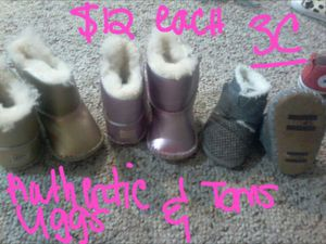 Baby Girl Ugg Toms and More