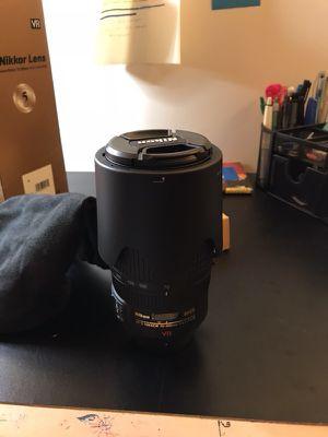 Nikon, Nikkor Lens AF-S VR Zoom 70-300mm