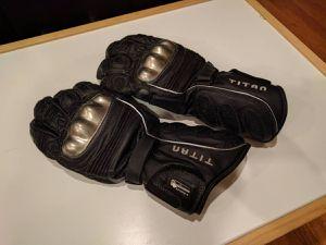 Held Titan Evo motorcycle gloves 11XXL