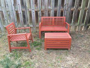 Ikea Outdoor Sit