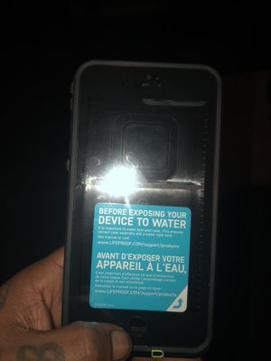 Bran new never use. For IPhone 8 Plus or 7 plus