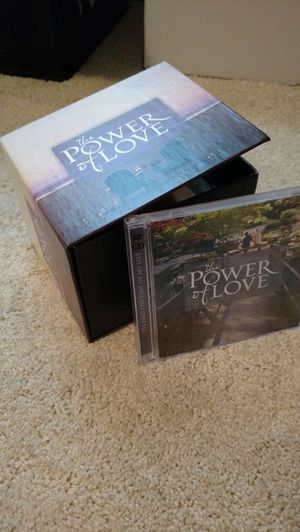 The power of love 9 cd set