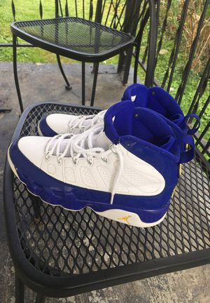 (Lakers) Jordan 9s - Size 9