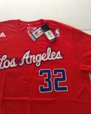 Adidas NBA team shirt
