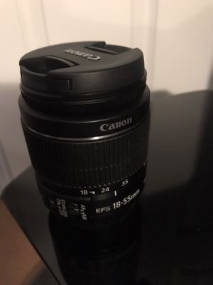 Canon 18-55mm