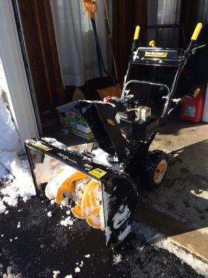 MTD Yard Machines Snow Blower 26""