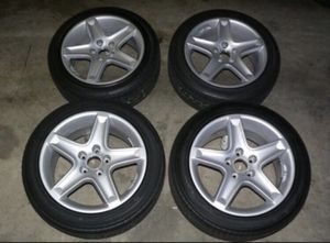 Acura Factory Tires size 15s