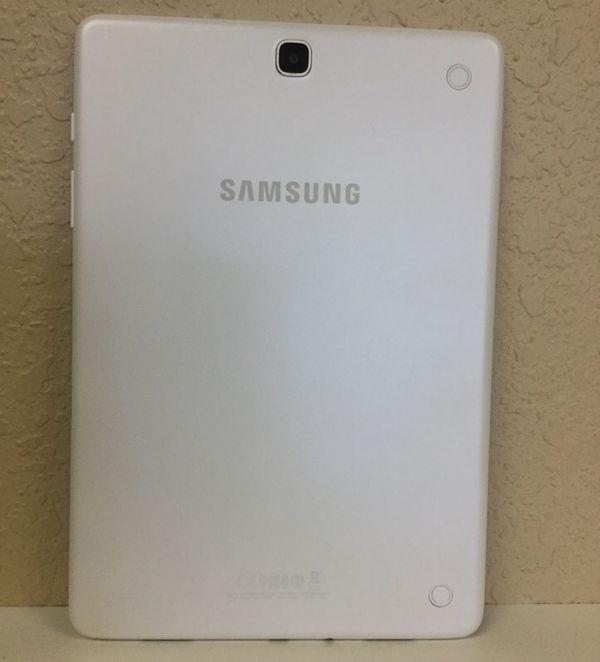 """Samsung Galaxy Tab A 10.1"""" SM-T550"""