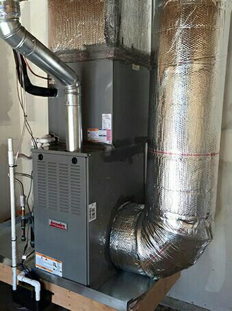 how to clean an electric furnace