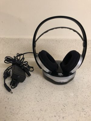 JBL wireless headphones. For tv and computer